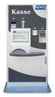 Aufwerter Kassenautomat Gästekartenautomat ePayment