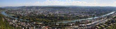 Panoramafoto von Trier