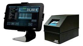 Lochkarte OPC Kassensystem CheckOut Terminal