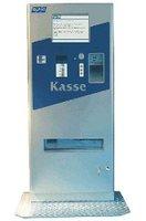 Chipkartenautomat Aufwerter Gästekartenautomaten OPC Kassenautomat