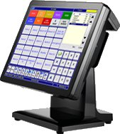 Kasse Touchterminal OPC TouchPOS Catering