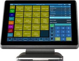 Registrierkasse Kasse Touchterminal OPC TouchPOS Gastronomie