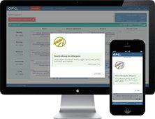Internet Bestellsystem App Schulverpflegung Menübestellsystem